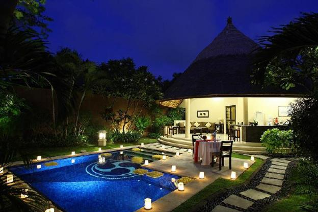 One BR Villa with Private Pool-Breakfast#TDS