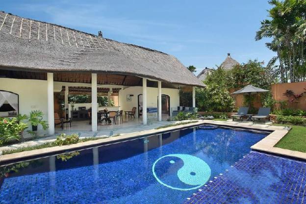 Three BR Villa with Private Pool-Breakfast#IPV