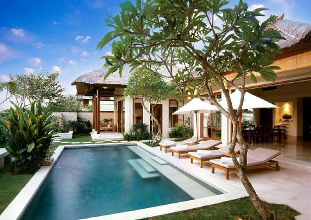 Four BR Pool Villa-Breakfast#KJB