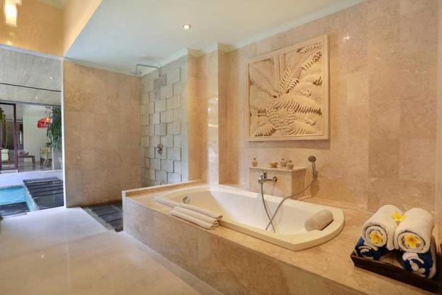 One BR Villa with Private Pool-Breakfast|BBV