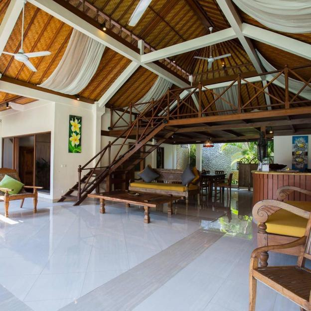 Four BR Villa with Private Pool-Breakfast|BDV