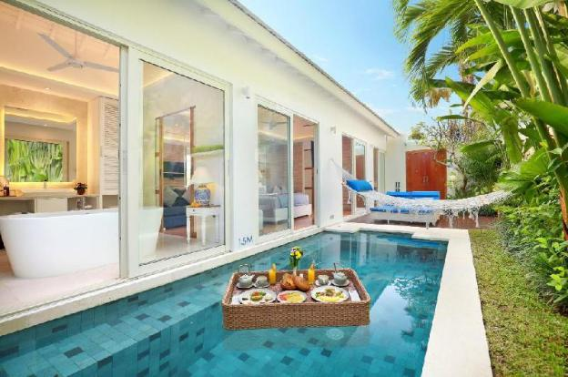 One BR Villa w Private Pool-Breakfast|AVS
