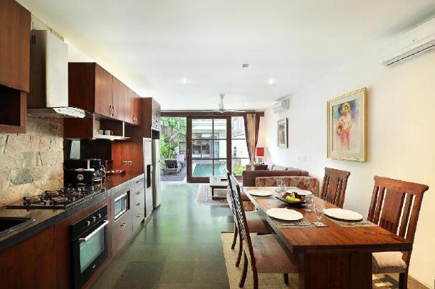 Two BR Villa with Private Pool-Breakfast GKV