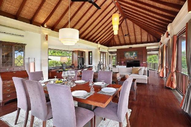 Four BR Villa-Breakfast|GKV