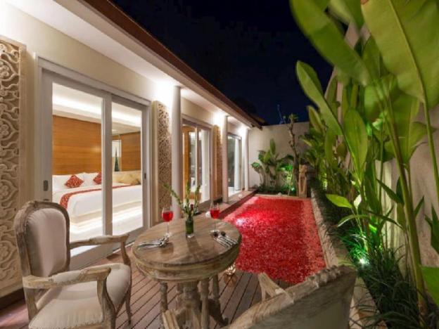 1 BR Villa with Private Pool-Breakfast|