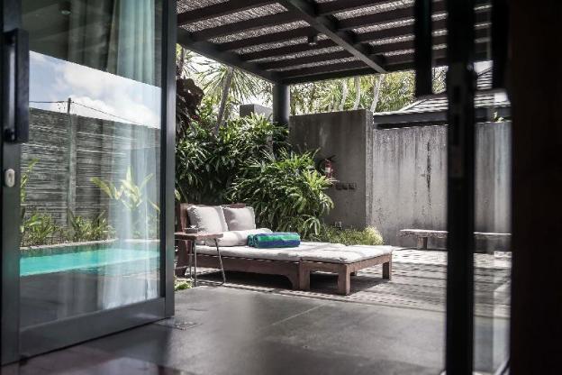 One BR Pool Villa-Breakfast|JRV
