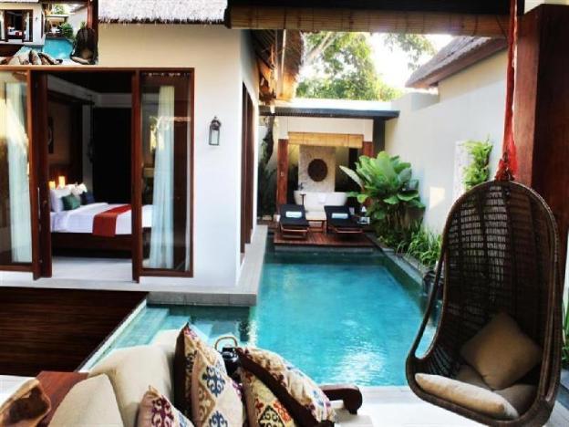 Two BR Pool Villa Breakfast|RVC