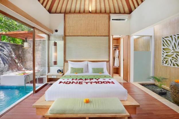 One BR Villa with Private Pool-Breakfast|IVV