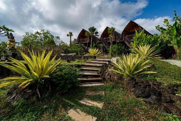 One BR Villa with Sea View - Breakfast