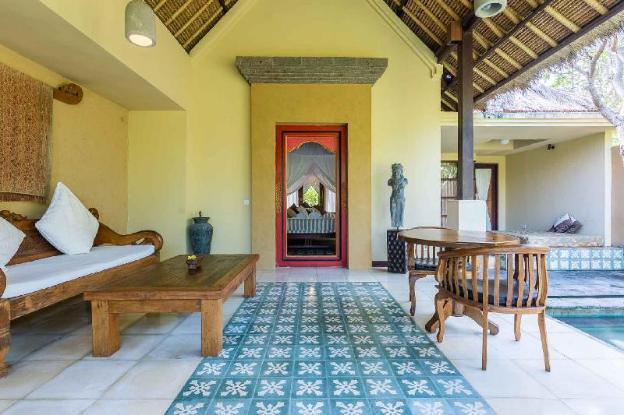 One BR Private Pool Villa with a Bathtub-Breakfast