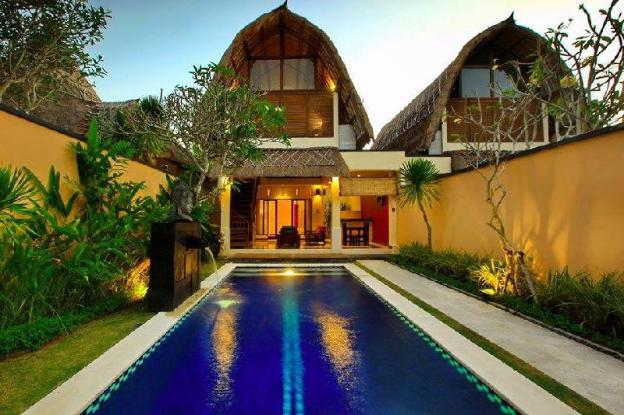 One BR Villa with Private Pool - Breakfast