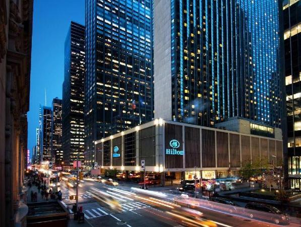 New York Hilton Midtown Hotel New York