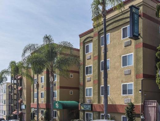 Quality Inn San Diego Downtown North San Diego