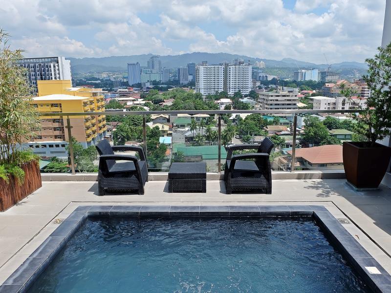 Castle Peak Hotel Cebu Philippines Overview