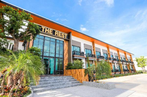 The Rest Hotel - Prachuab kriri khan Prachuap Khiri Khan