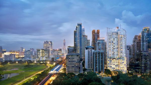 Dusit Suites Hotel Ratchadamri, Bangkok Bangkok