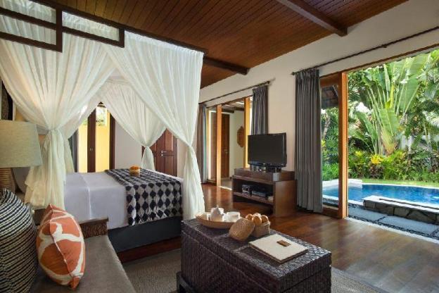 Three Bedroom Pool Villa + Brkfst @ Kuta