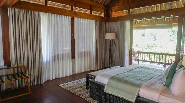 2 BR Villa with Garden View + Brkfst @ubud