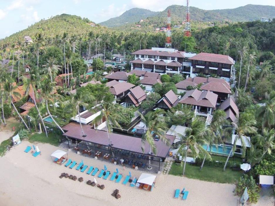 The Sea Koh Samui Beachfront Resort And Spa