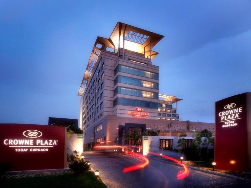 Crowne Plaza Today Gurgaon