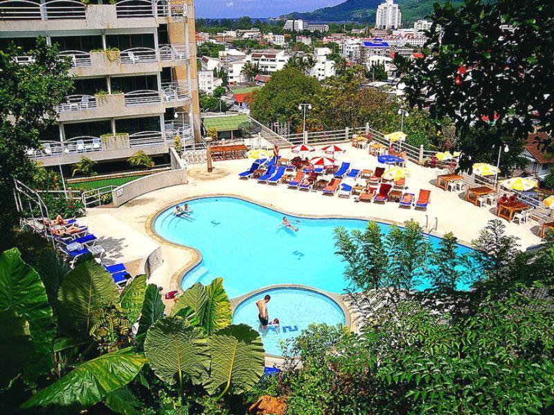 Royal Crown Hotel & Palm Spa resort โรงแรมรอยัล คราวน์ แอนด์ ปาล์ม สปา รีสอร์ท