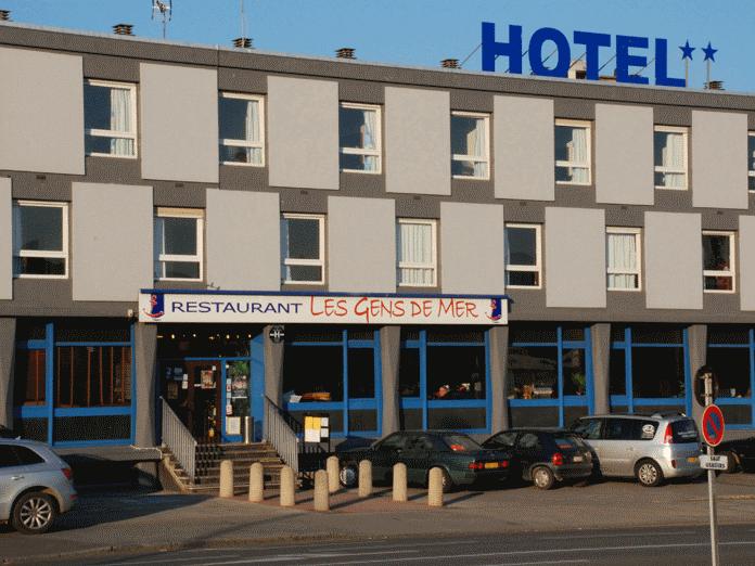 Hotel Les Gens De Mer Boulogne Sur Mer