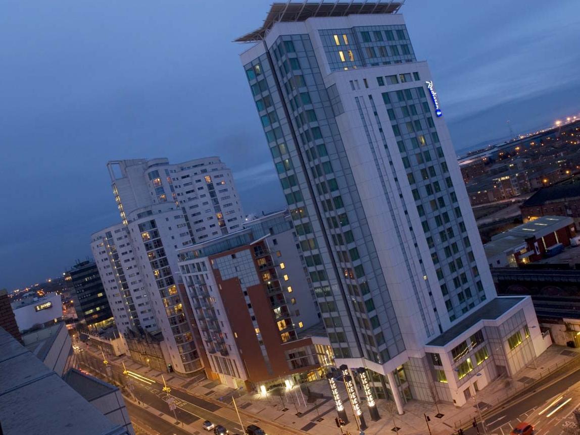 Radisson Blu Hotel Cardiff