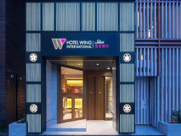 Hotel Wing International Select Asakusa Komagata Tokyo