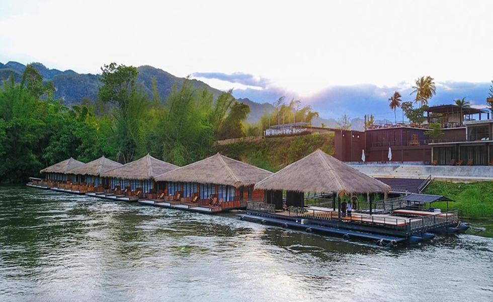 The River Life Resort เดอะ ริเวอร์ ไลฟ์ รีสอร์ต
