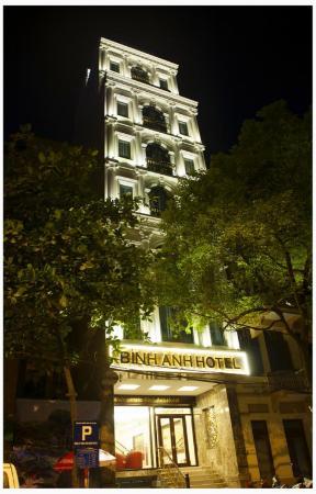 Binh Anh Hotel Hanoi Hanoi