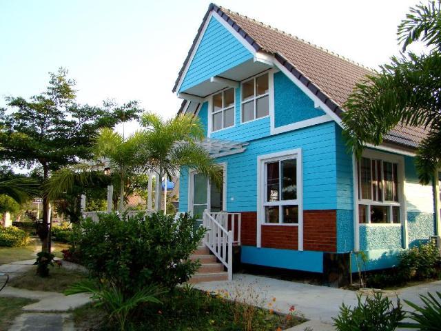บางชอง มารีนา รีสอร์ท – Bangchong Marina Resort