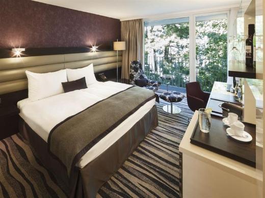Movenpick Lausanne Hotel
