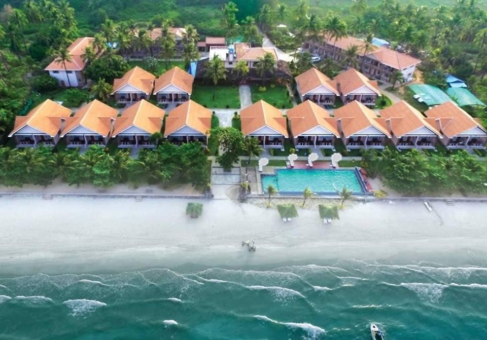 Grand Ngwe Saung Resort