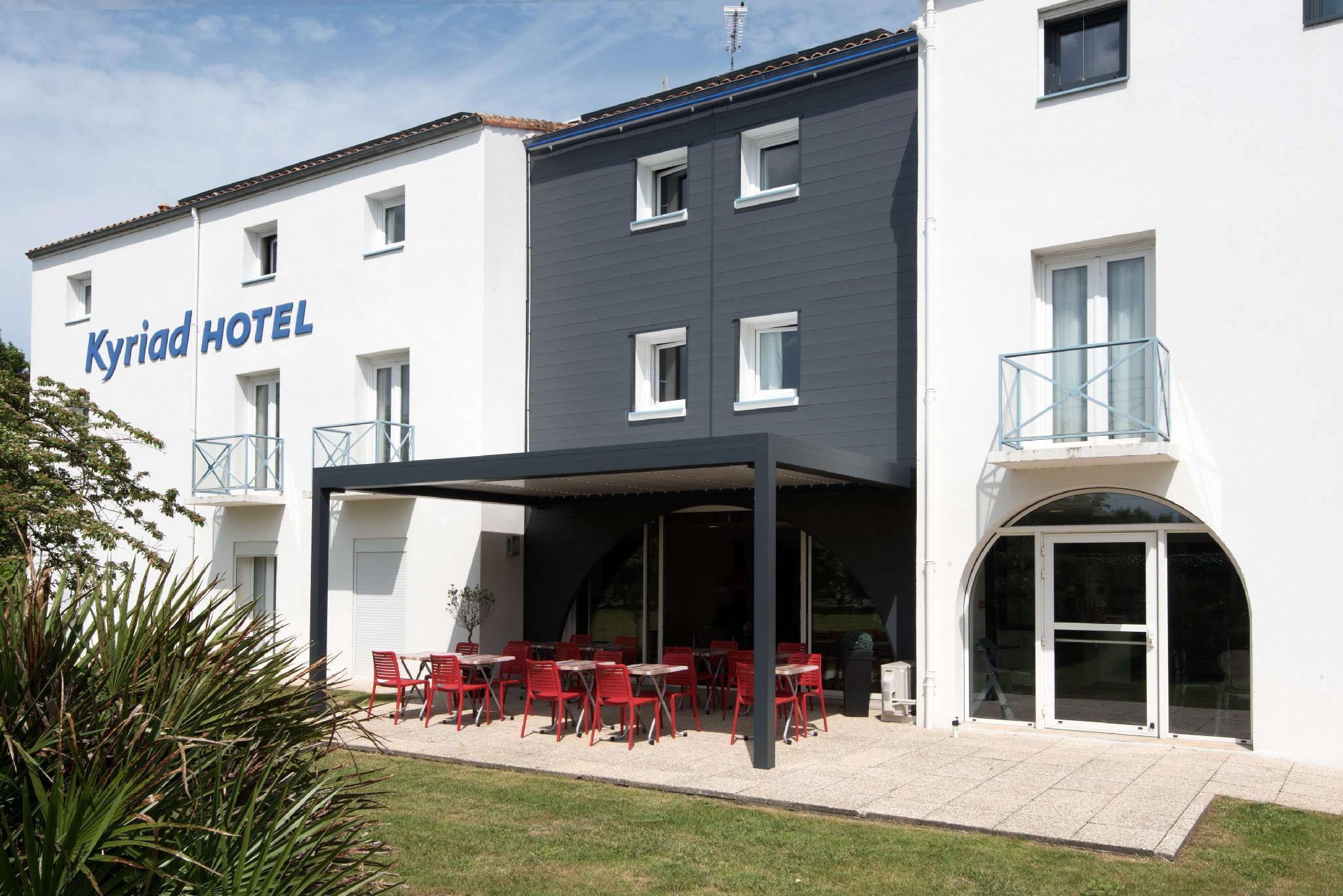 Kyriad La Rochelle City Center