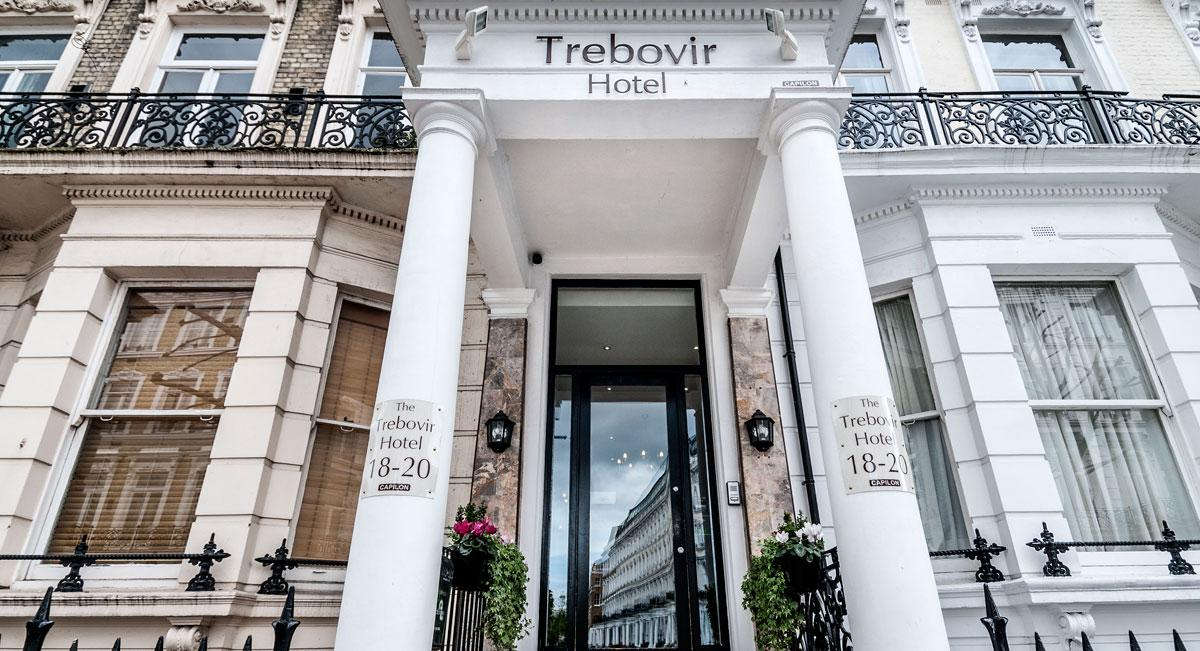 Trebovir Hotel London