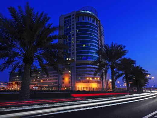 Fraser Suites Seef Bahrain Apartments