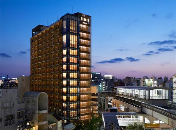 HOTEL STRATA NAHA Okinawa Main island