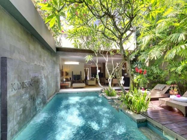 2BR Private Pool Villa+B'fast Close seminyak Beach