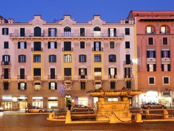 Hotel Dorica Rome
