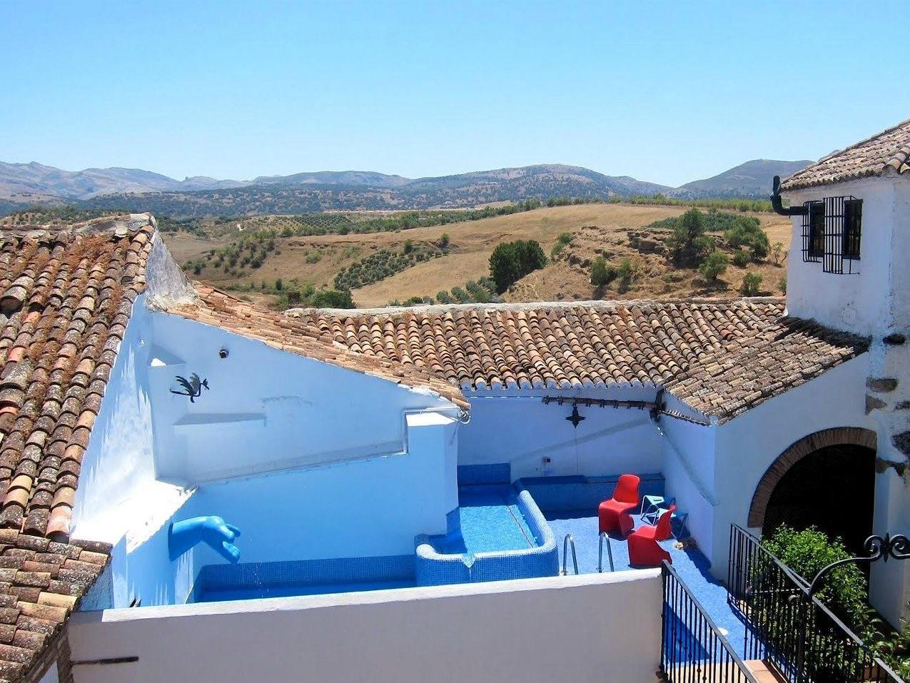 Ronda Hotel Molino Del Arco In Spain  Europe