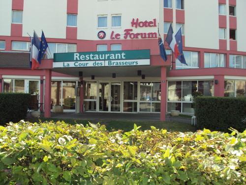 The Originals City, Hotel Le Forum, Strasbourg Nord (Inter-Hotel)