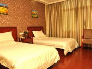 GreenTree Inn Suzhou Wangting Zhanwang Business Hotel