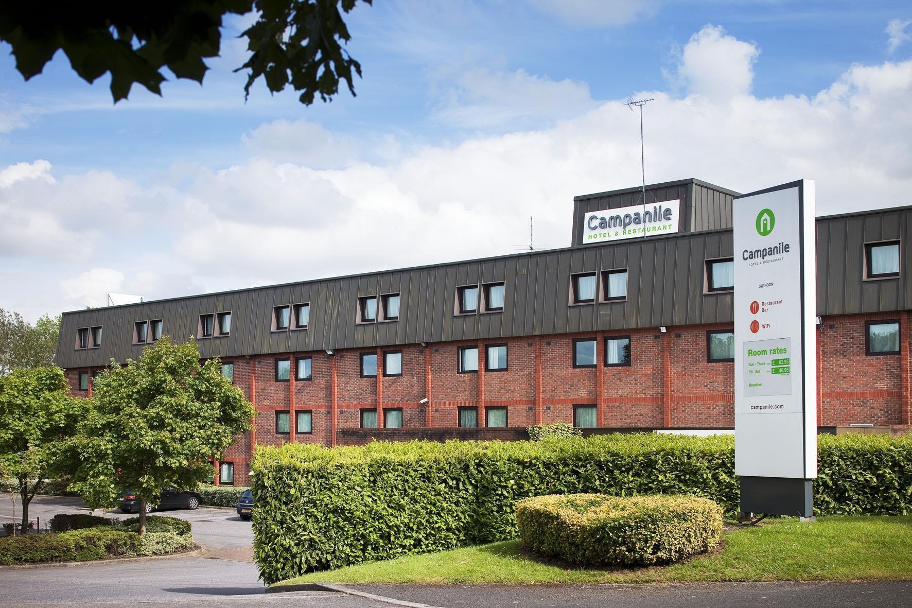 Campanile Hotel Swindon