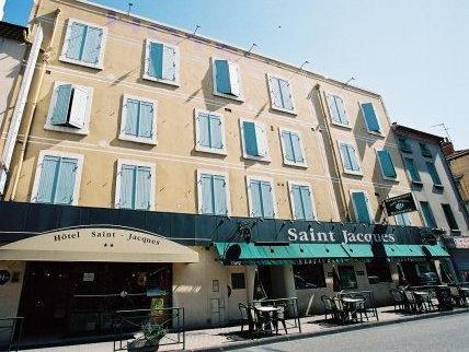 Logis Hotel Saint Jacques