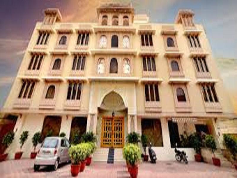 Hotel Castle Lalpura