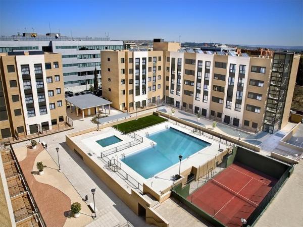 Compostela Suites Madrid