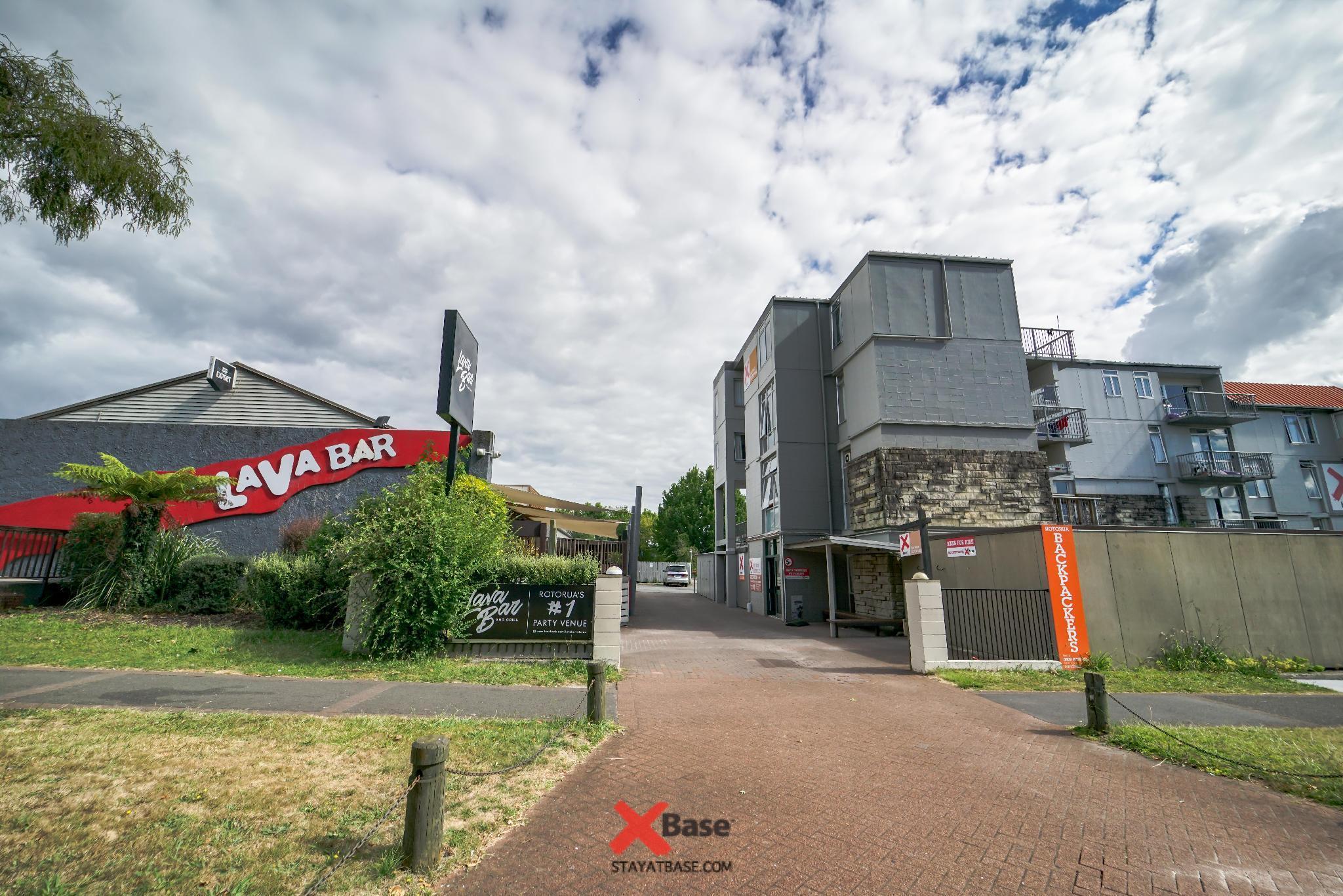 Base Rotorua Hostel