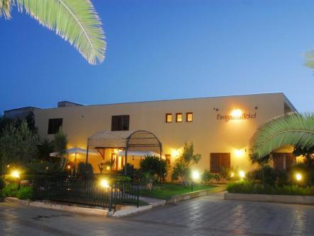 FAVIGNANA HOTEL Concept Holiday