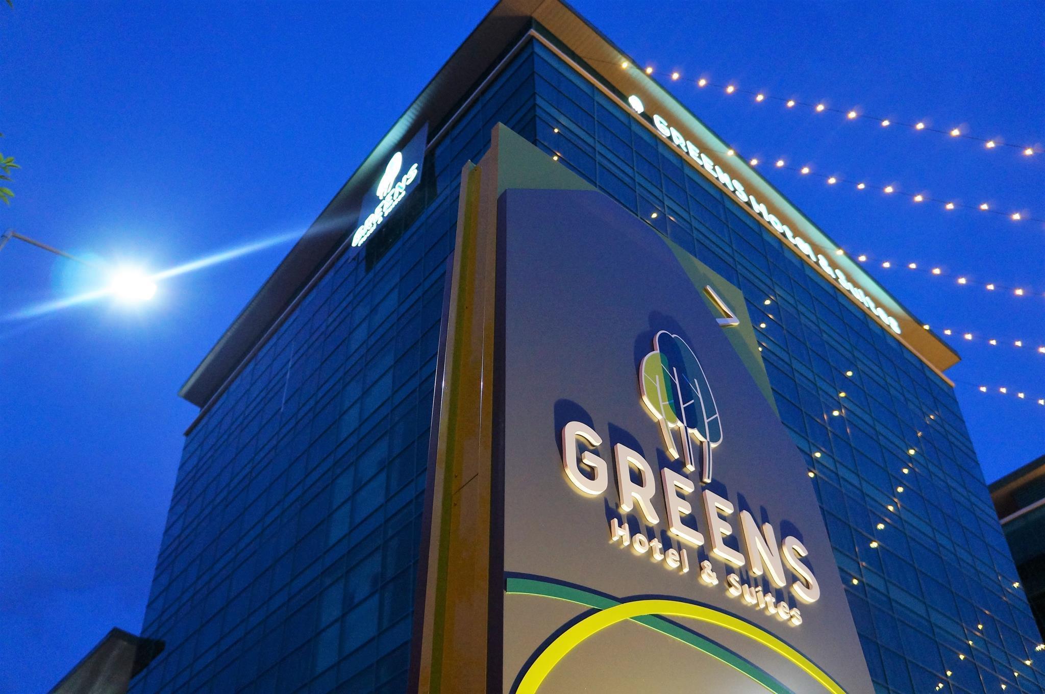 Greens Hotel & Suites