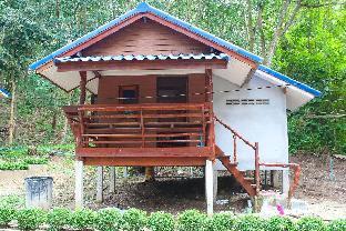 [ウォックトゥム]一軒家(30m2)| 1ベッドルーム/1バスルーム Phangan House Baan Tai